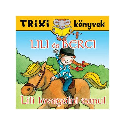 Lili és Berci /Lili lovagolni tanul