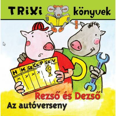 Rezső és Dezső/Az autóverseny