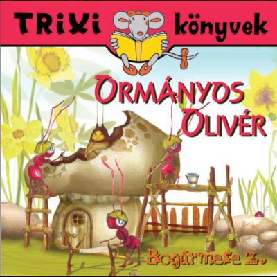 Ormányos Olivér